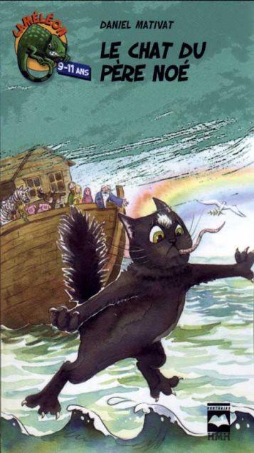 Couverture de Le Chat du Père Noé