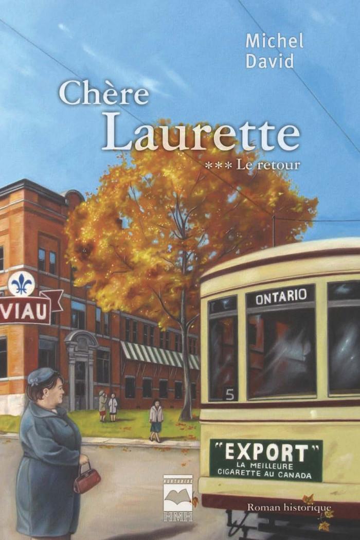 Couverture de Chère Laurette - Tome 3