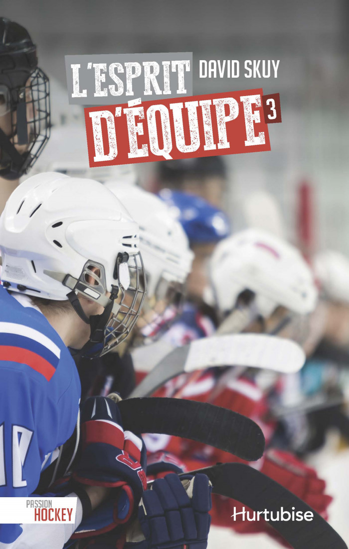 Couverture de Passion Hockey - Tome 3