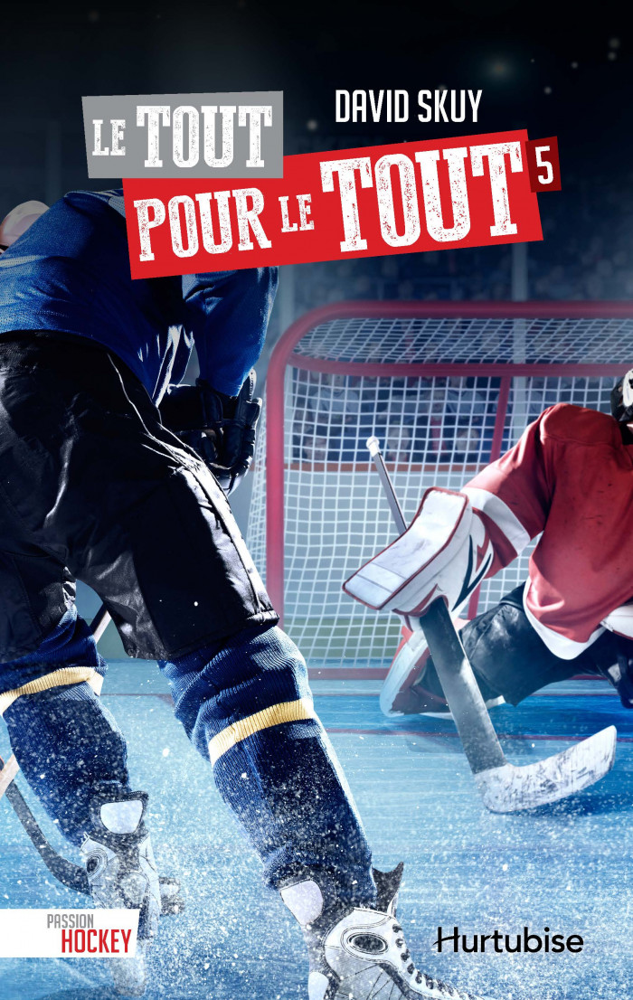 Couverture de Passion Hockey - Tome 5