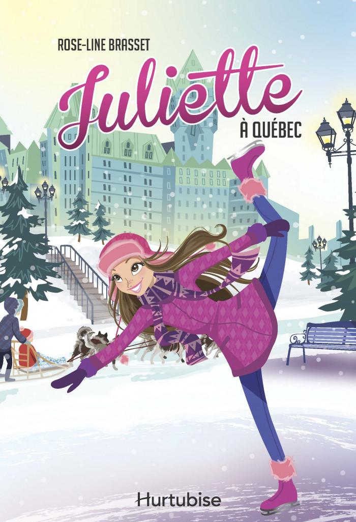 Couverture de Juliette à Québec