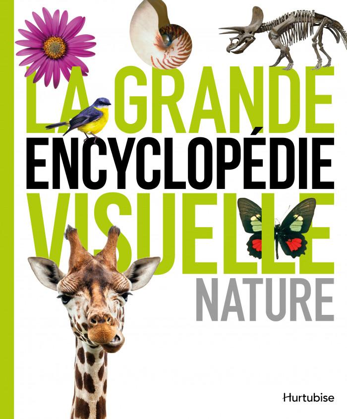 Couverture de La grande encyclopédie visuelle : Nature