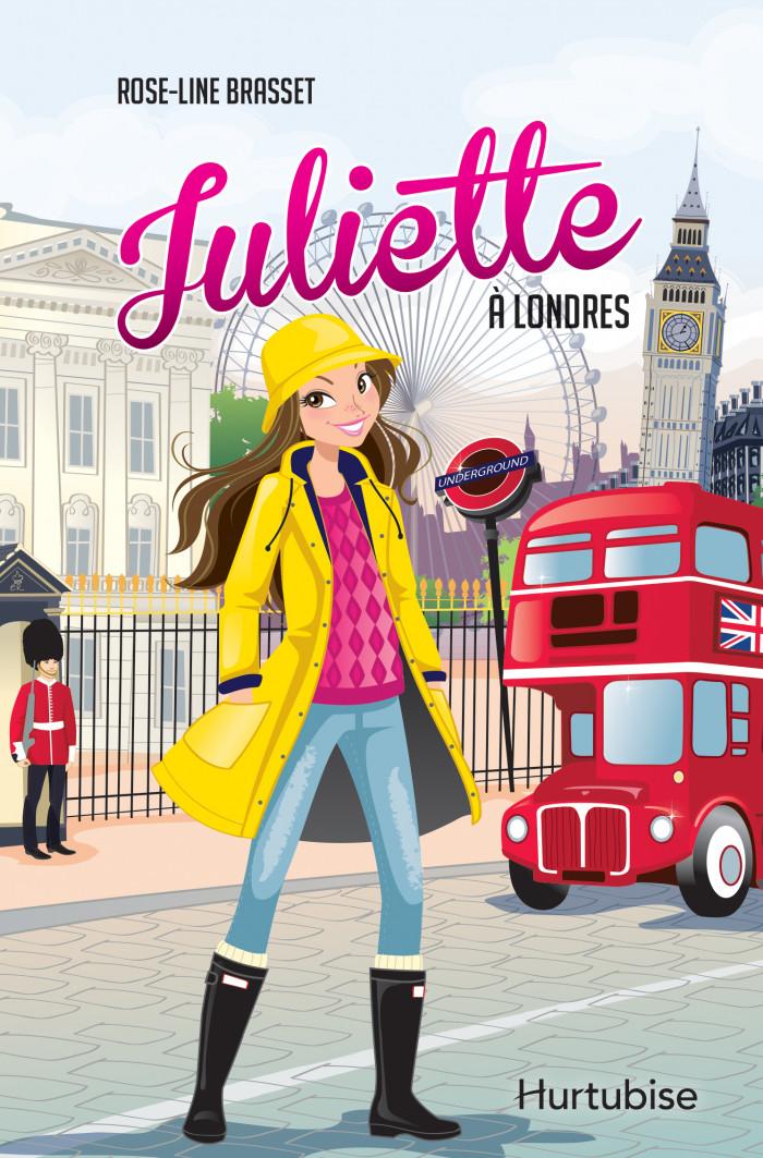 Couverture de Juliette à Londres