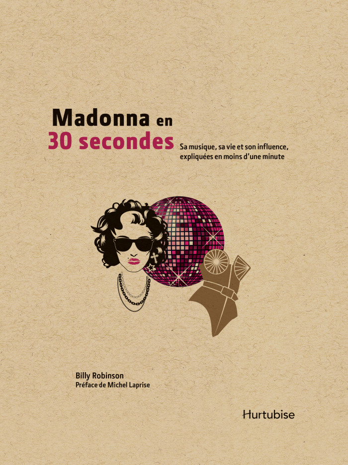 Couverture de Madonna en 30 secondes