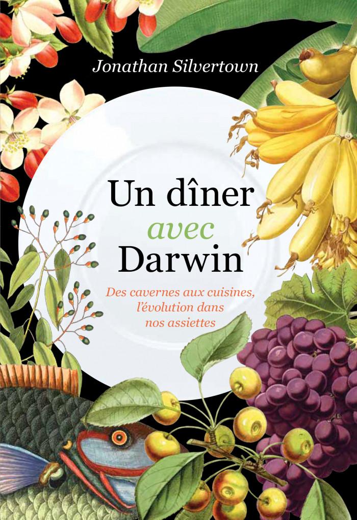 Couverture de Un dîner avec Darwin