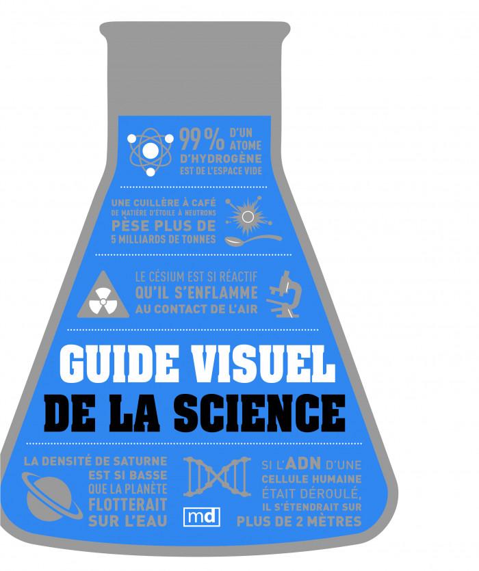 Couverture de Guide visuel de la science
