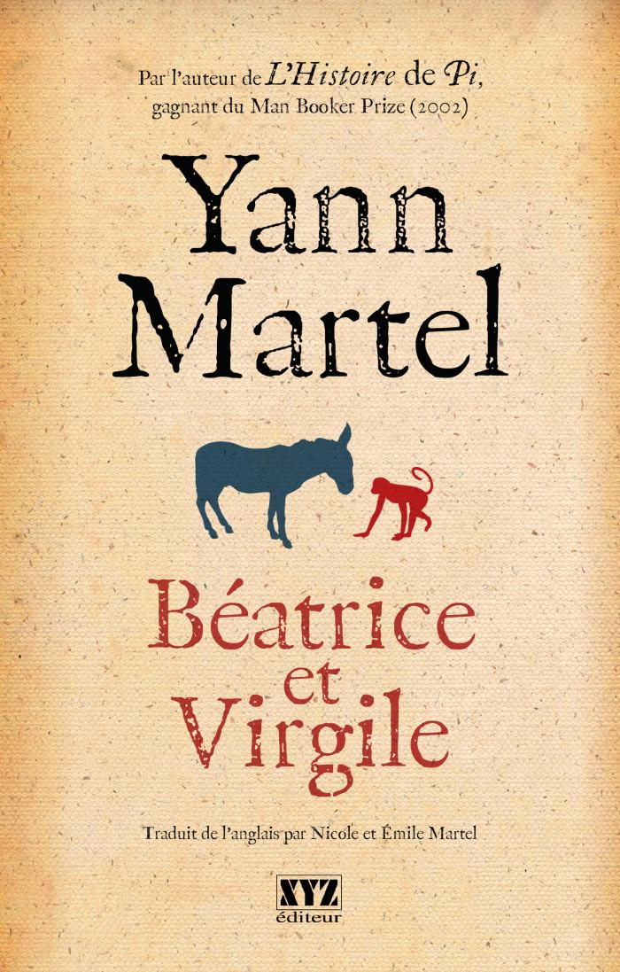 Couverture de Béatrice et Virgile