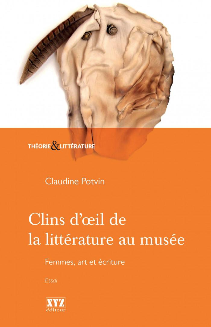 Couverture de Clins d'oeil de la littérature au musée