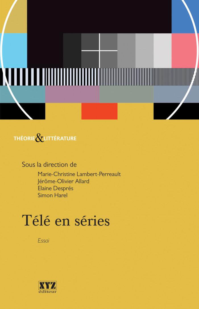 Couverture de Télé en séries
