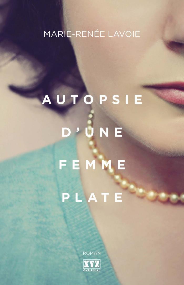 Couverture de Autopsie d'une femme plate