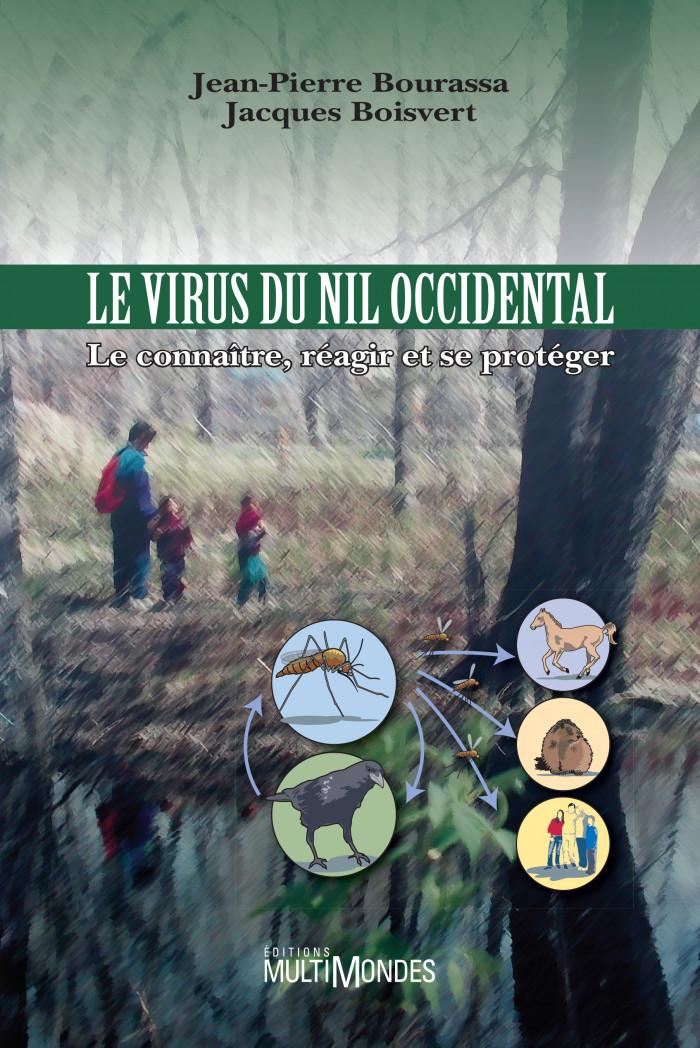 Couverture de Le virus du Nil occidental