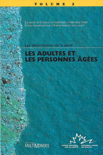Couverture de Les adultes et les personnes âgées