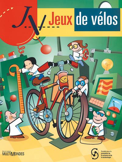 Couverture de Jeux de vélos