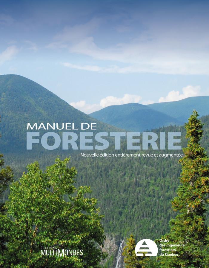 Couverture de Manuel de foresterie