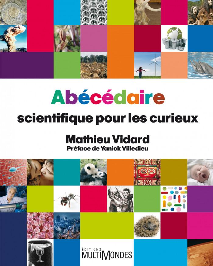 Couverture de Abécédaire scientifique pour les curieux