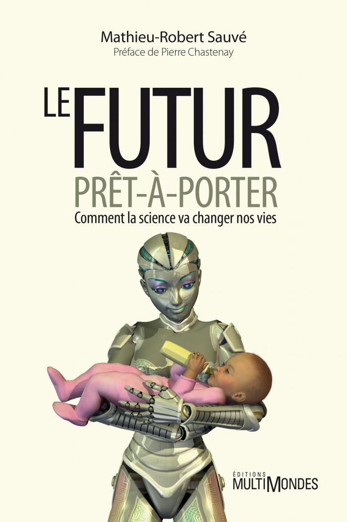 Couverture de Le futur prêt-à-porter