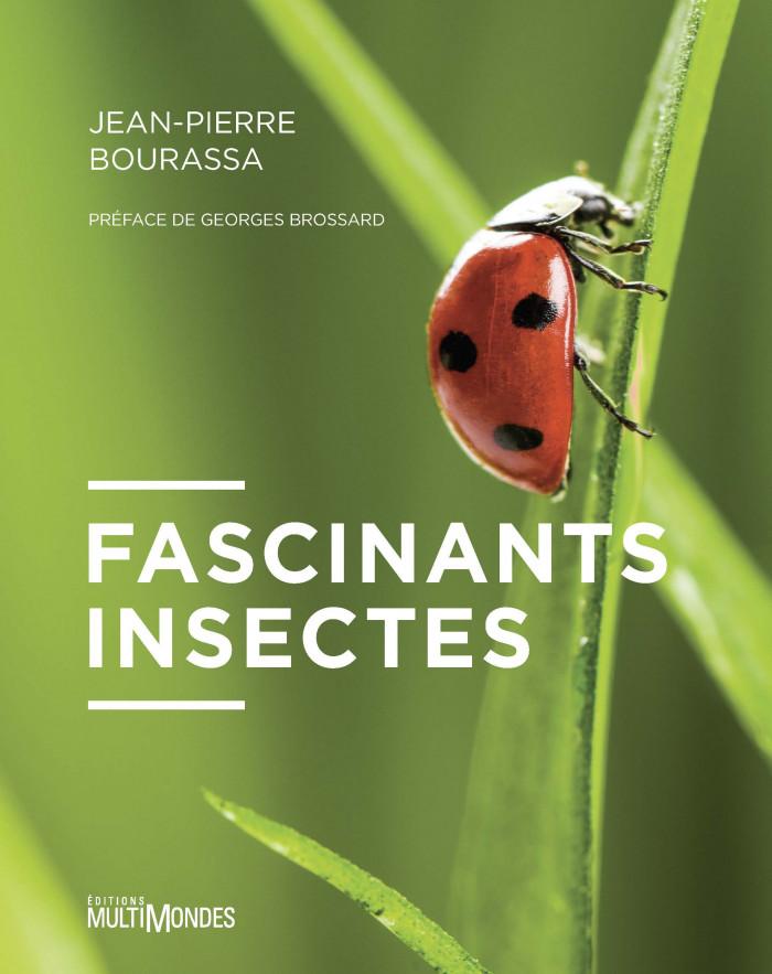 Couverture de Fascinants insectes