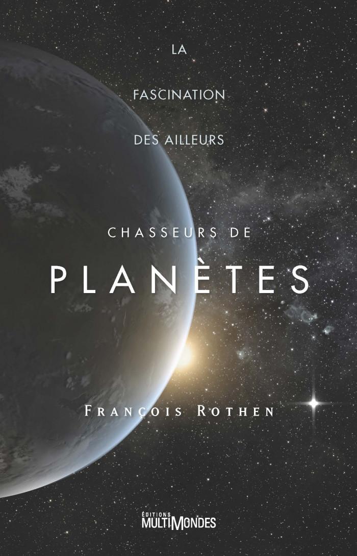 Couverture de Chasseurs de planètes