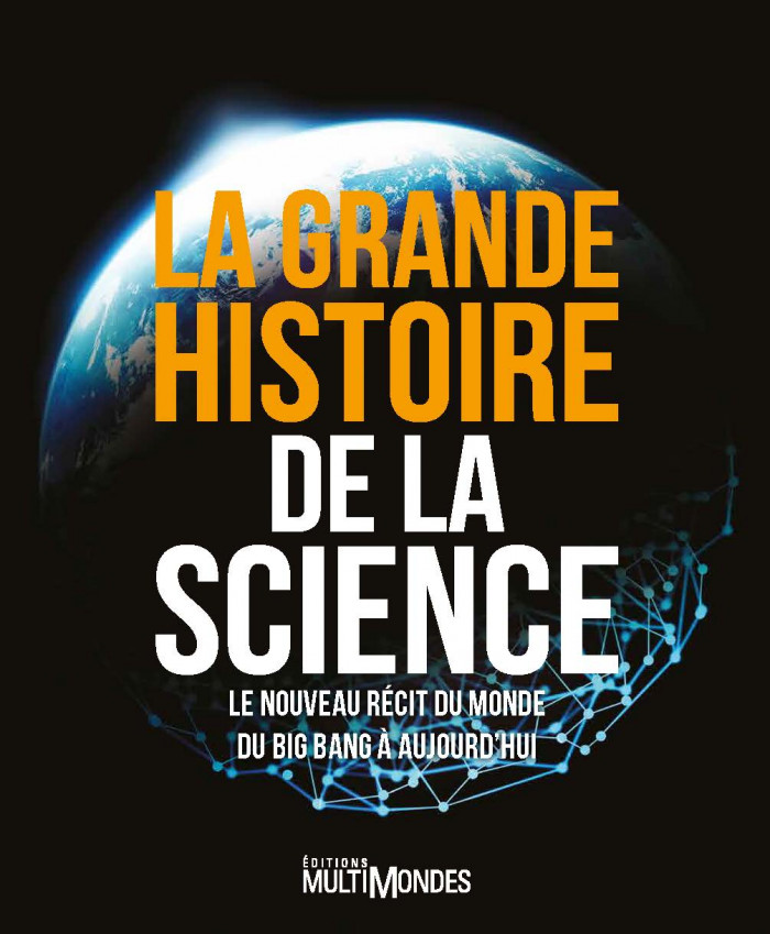 Couverture de La Grande Histoire de la science