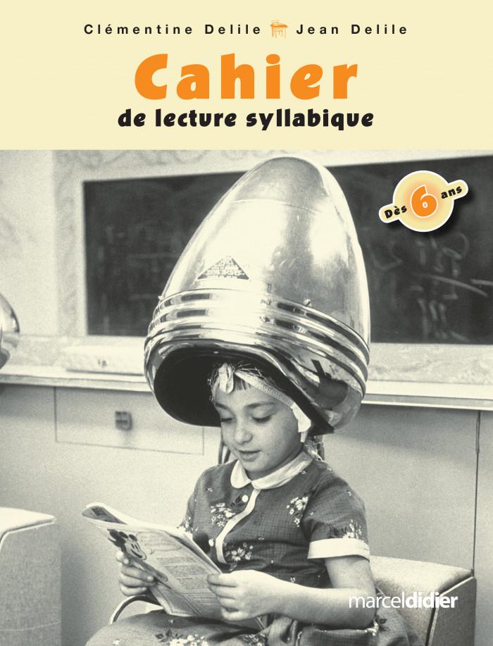 Couverture de Cahier de lecture syllabique